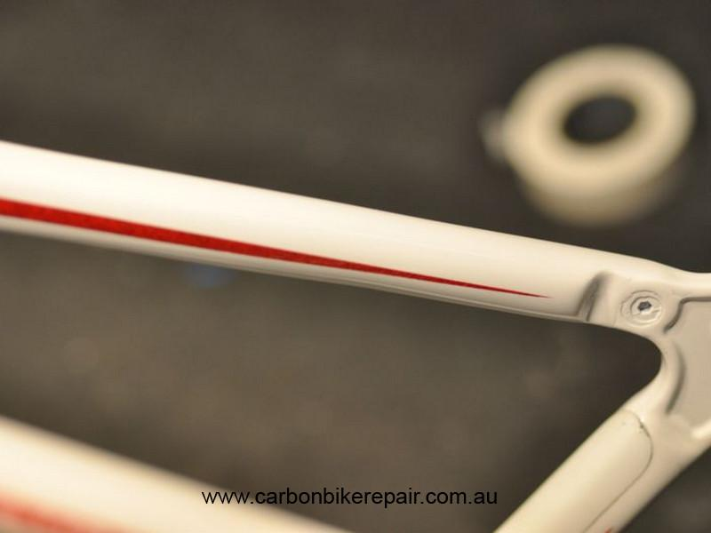 Colnago M10 seat stay after